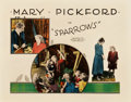 "Movie Posters:Drama, Sparrows (United Artists, 1926). Half Sheet (22"" X 28"").. ..."