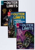 Silver Age (1956-1969):Science Fiction, Outer Limits File Copies Group (Dell, 1964-69) Condition: AverageVF+.... (Total: 23 Comic Books)