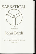 Books:Literature 1900-up, John Barth. SIGNED/LIMITED. Sabbatical. New York: Putnam's,[1982]. First edition, limited to 750 numbered copies. ...
