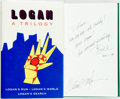 Books:Science Fiction & Fantasy, William F. Nolan and George Clayton Johnson. SIGNED. Logan: A Trilogy. Baltimore: Maclay, 1986. First collected edit...