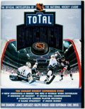 Books:Sporting Books, [Signed by Rod Gilbert] Dan Diamond, editor. Total Hockey. The Official Encyclopedia of the National Hockey League. ...