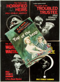 Books:Mystery & Detective Fiction, Erle Stanley Gardner. Group of Five Later Editions in Book ClubJackets. New York: Walter J. Black, [various dates]. All but...(Total: 5 Items)