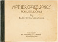 Books:Music & Sheet Music, [Music] Ethel Growninshield. Mother Goose Songs for LittleOnes. Springfield: Milton Bradley, 1926. Later edition. O...