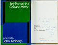 Books:Literature 1900-up, [Featured Lot] John Ashbery. INSCRIBED. Self-Portrait in a Convex Mirror. New York: Viking Press, [1975]. First edit...