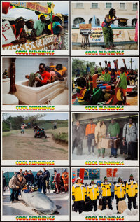 Cool Runnings & Other Lot (Buena Vista, 1993). International Lobby Card Set of 8 & International Lobby Card Set...