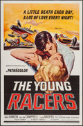 "Movie Posters:Action, The Young Racers (American International, 1963). Autographed OneSheet (27"" X 41""). Action.. ..."
