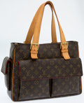 Luxury Accessories:Bags, Louis Vuitton Classic Monogram Canvas Multiplicite Tote Bag. ...