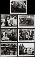 """Movie Posters:Science Fiction, Escape from the Planet of the Apes (20th Century Fox, 1971). Photos(11) (8"""" X 10""""). Science Fiction.. ... (Total: 11 Items)"""