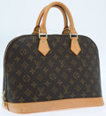 Luxury Accessories:Bags, Louis Vuitton Classic Monogram Canvas Alma PM Bag. ...