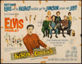 "Movie Posters:Elvis Presley, Kissin' Cousins (MGM, 1964). Half Sheet (22"" X 28""). ElvisPresley.. ..."
