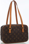 "Luxury Accessories:Bags, Louis Vuitton Classic Monogram Canvas Cite PM Bag. ExcellentCondition . 10"" Width x 6.5"" Height x 4"" Depth, 9.5""Hand..."