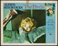 """Movie Posters:Hitchcock, The Birds (Universal, 1963). Lobby Card (11"""" X 14""""). Hitchcock.. ..."""