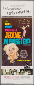 "Movie Posters:Sexploitation, The Wild, Wild World of Jayne Mansfield (Southeastern PicturesCorporation, 1968). Insert (14"" X 36""). Sexploitation.. ..."