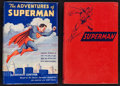 "Movie Posters:Action, The Adventures of Superman by George Lowther (Random House, 1942).Hardcover Book (215 Pages, 6.25"" X 9.25""). Action.. ..."