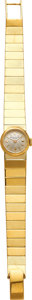 Estate Jewelry:Watches, Patek-Philippe Lady's Gold Wristwatch. ...