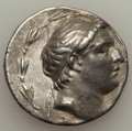 Ancients:Greek, Ancients: SELEUCID KINGDOM. Demetrius I Soter (162-150 BC). ARtetradrachm (16.32 gm)....