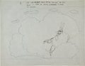 Animation Art:Production Drawing, Beatles Yellow Submarine Blue Meanie Concept Art (UnitedArtists/King Features, 1968)....