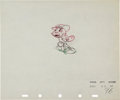 Animation Art:Production Drawing, Pinocchio Jiminy Cricket Production Drawing (Walt Disney, 1940).... (Total: 2 Items)