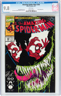 Modern Age (1980-Present):Superhero, The Amazing Spider-Man #346 (Marvel, 1991) CGC NM/MT 9.8 Whitepages....