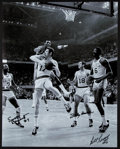 Basketball Collectibles:Photos, 1968-69 Boston Celtics Multi Signed Oversized Photograph. ...