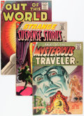 Silver Age (1956-1969):Horror, Charlton Silver Age Horror and Science Fiction Comics Group(Charlton, 1957).... (Total: 4 Comic Books)