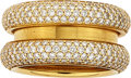 Estate Jewelry:Rings, Diamond, Gold Ring, Poiray. ...