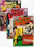 Silver Age (1956-1969):Horror, House of Secrets Group (DC, 1959-64) Condition: Average GD/VG....(Total: 24 Comic Books)