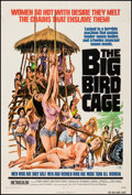 "Movie Posters:Sexploitation, The Big Bird Cage (New World, 1972). One Sheet (27.25"" X 40.5"").Sexploitation.. ..."