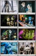 "Movie Posters:Animation, Corpse Bride (Warner Brothers, 2005). International Lobby Card Setof 8 (11"" X 14""). Animation.. ... (Total: 8 Items)"