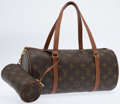 "Luxury Accessories:Bags, Louis Vuitton Classic Monogram Canvas Papillon 30 Bag. ExcellentCondition. 12"" Width x 6"" Depth x 6"" Depth, 6"" Handle..."