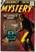 Silver Age (1956-1969):Horror, Journey Into Mystery #45 (Marvel, 1957) Condition: VG-....