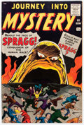 Silver Age (1956-1969):Horror, Journey Into Mystery #68 (Marvel, 1961) Condition: FN....