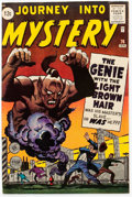 Silver Age (1956-1969):Mystery, Journey Into Mystery #76 (Marvel, 1962) Condition: FN....