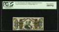 Fractional Currency:Third Issue, Fr. 1342 50¢ Third Issue Spinner Type II PCGS Choice About New 58PPQ.. ...