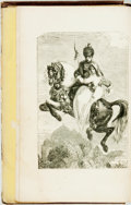 Books:Literature Pre-1900, [D. C. Johnston, illustrator] The Thousand and One Nights, orthe Arabian Nights Entertainments. Boston: Lee and She...