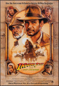 "Movie Posters:Action, Indiana Jones and the Last Crusade (Paramount, 1989). One Sheet(27"" X 40"") SS. Action.. ..."