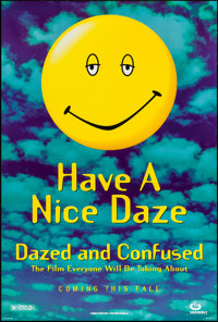 "Dazed and Confused (Gramercy, 1993). One Sheet (26.75"" X 39.5"") Advance. Comedy"