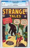 Silver Age (1956-1969):Mystery, Strange Tales #100 (Marvel, 1962) CGC FN+ 6.5 Off-white to whitepages....