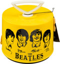 Music Memorabilia:Memorabilia, Beatles Disk-Go-Case Record Carrier With Original Tags(Charter Industries, 1966)....