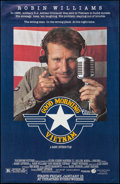 "Movie Posters:Comedy, Good Morning, Vietnam (Touchstone, 1987). Half Subway (30"" X 46"") Advance. Comedy.. ..."