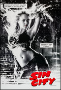 "Movie Posters:Crime, Sin City (Dimension, 2005). One Sheets (2) (27"" X 41"") DS Advance& DS Nancy Style. Crime.. ... (Total: 2 Items)"