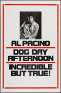 "Movie Posters:Action, Dog Day Afternoon (Warner Brothers, 1975). One Sheet (27"" X 41"")Advance. Action.. ..."