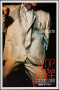 """Movie Posters:Rock and Roll, Stop Making Sense (Island Alive, 1984). One Sheet (27"""" X 41""""). Rockand Roll.. ..."""