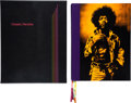 Music Memorabilia:Autographs and Signed Items, Classic Hendrix: The Ultimate Hendrix Experience -Signed Limited Edition #165/350 (Genesis Publications, 2004...
