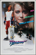 """Movie Posters:Action, Thrashin' & Others Lot (Fries Entertainment, 1986). One Sheets(3) (27"""" X 39.5"""" & 27"""" X 41""""). Action.. ... (Total: 3 Items)"""