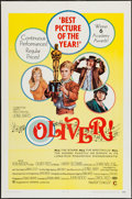 "Movie Posters:Academy Award Winners, Oliver! & Other Lot (Columbia, R-1969). One Sheets (2) (27"" X 41""). Academy Award Winners.. ... (Total: 2 Items)"