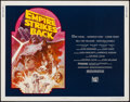"Movie Posters:Science Fiction, The Empire Strikes Back (20th Century Fox, R-1982). Half Sheet (22""X 28""). Science Fiction.. ..."