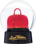 "Luxury Accessories:Accessories, Louis Vuitton Limited Edition Alma Snow Globe . Very Good toExcellent Condition . 4"" Width x 5"" Height . ..."