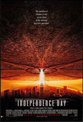 """Movie Posters:Science Fiction, Independence Day (20th Century Fox, 1996). One Sheets (3) (27"""" X40"""") DS Advance Styles A, B, & C. Science Fiction.. ... (Total:3 Items)"""