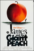 "Movie Posters:Animation, James and the Giant Peach (Buena Vista, 1996). One Sheet (27"" X 40"") DS. Animation.. ..."